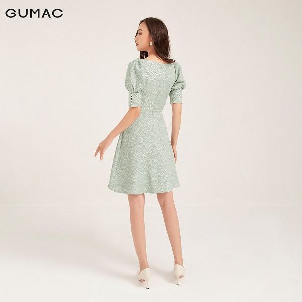 Đầm nữ dáng ôm Gumac
